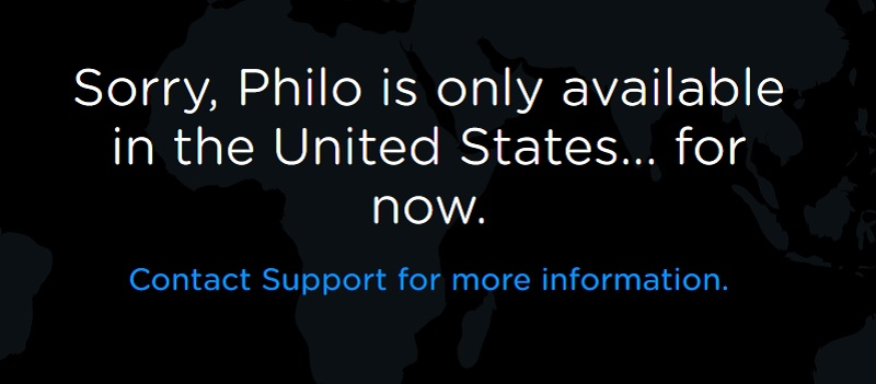 Watch Philo in Canada