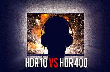 hdr10 vs hdr400