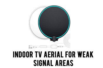 indoor aerial for weak signal areas