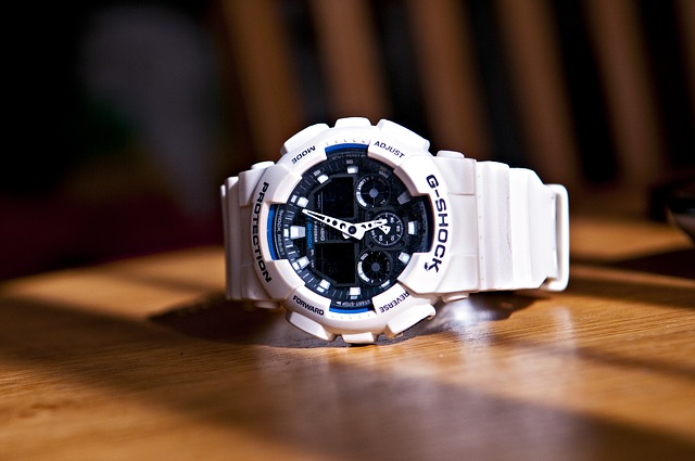 Set Time on a G Shock Watch